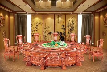 【豪华电动餐桌】三国演义
