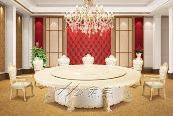 【电动餐桌】宴动八方D版