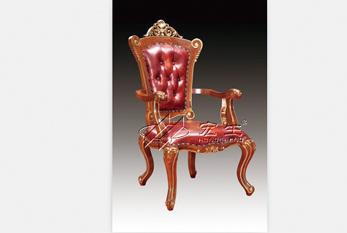 【酒店餐椅】豪华欧式椅Y-039